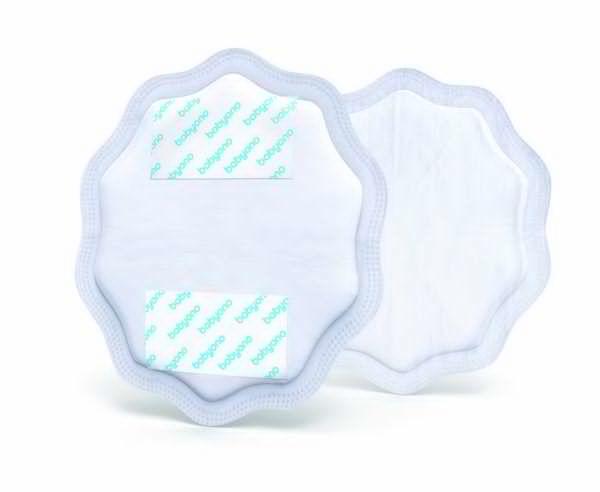 Wkładki laktacyjne Natural Nursking 24 szt. białe